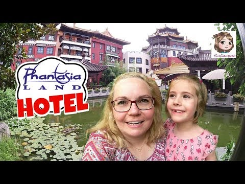 PHANTASIALAND 🎡 Hotel Ling Bao + Roomtour - Mit Geschichten und Spielzeug im Freizeitpark