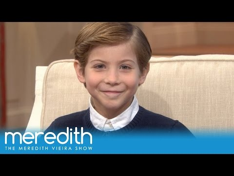 Jacob Tremblay's First Talk Show Interview!   The Meredith Vieira Show
