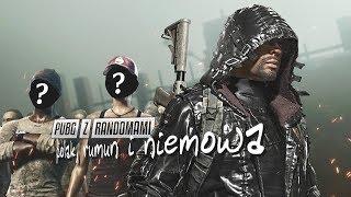 POLAK, RUMUN I NIEMOWA - PUBG Z RANDOMAMI #5