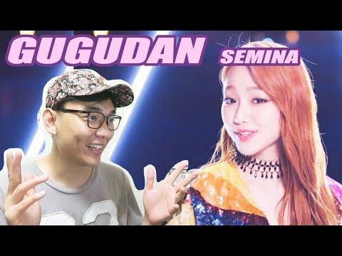 gugudan SEMINA(구구단 세미나) - 샘이나 Reaction [SEJEONG'S & NAYOUNG'S VOCALS!]