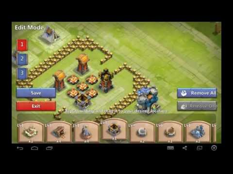Castle Clash : Town Hall Lvl 10