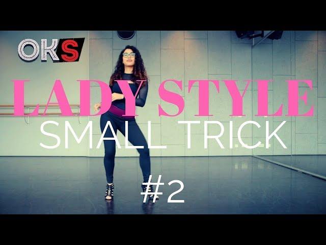 👠 Kizomba Lady Style ▪ Small Trick #2 by Juneline !