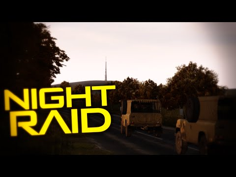 NIGHT RAID! - DayZ Epoch Hardcore