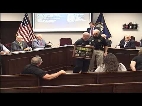 Madison County Fiscal Court - 09-25-2018