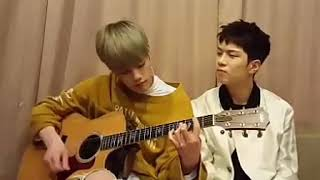 Video N.Flying Hun and Hweseung - Radiohead's Creep (Cover) download MP3, 3GP, MP4, WEBM, AVI, FLV Juli 2018