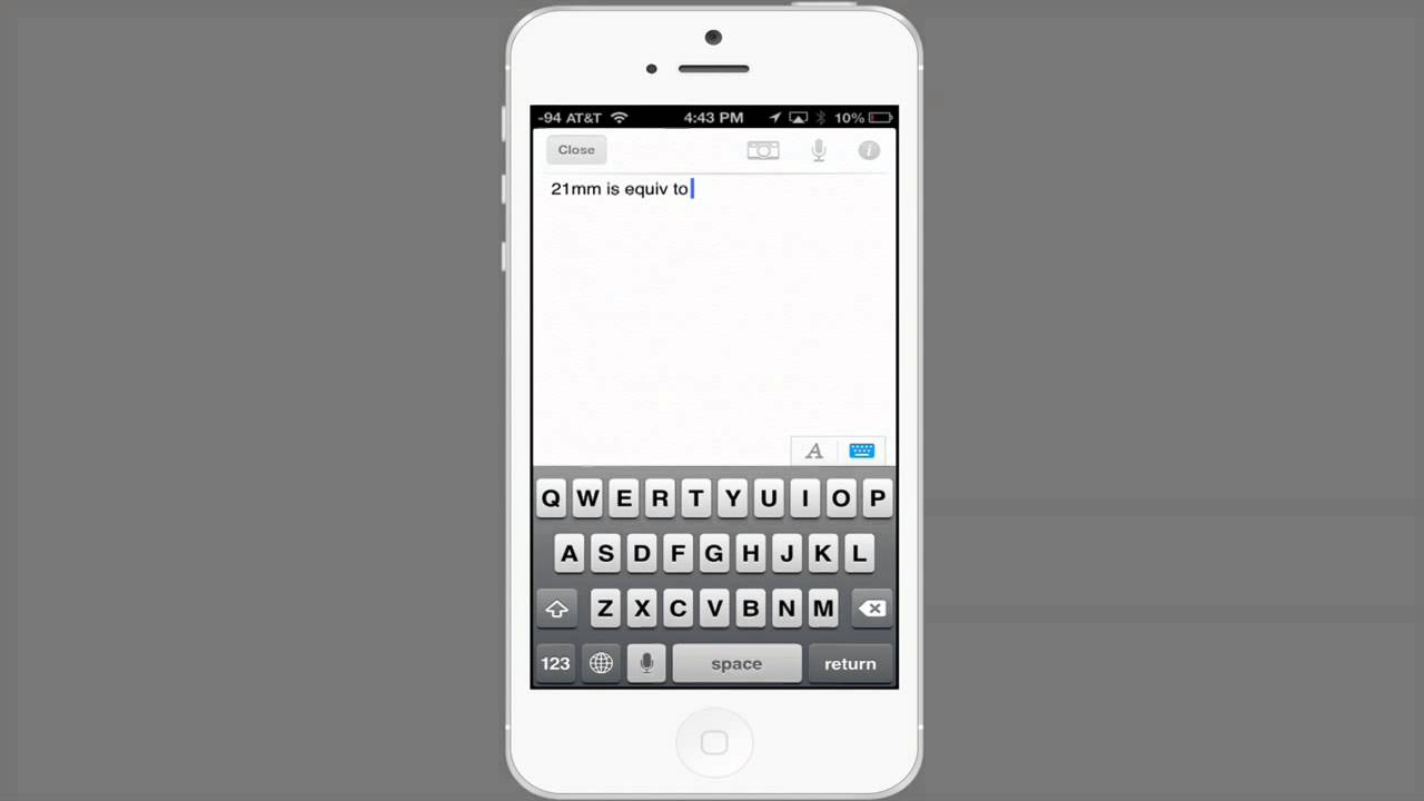 degree sign iphone how to find a degree symbol on the iphone tech yeah 10488