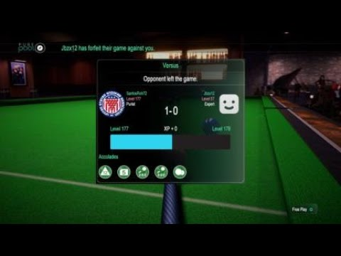 Pure Pool™,Snooker Master against Jbzx12,what problem in playing until the end?..,Priceless! |