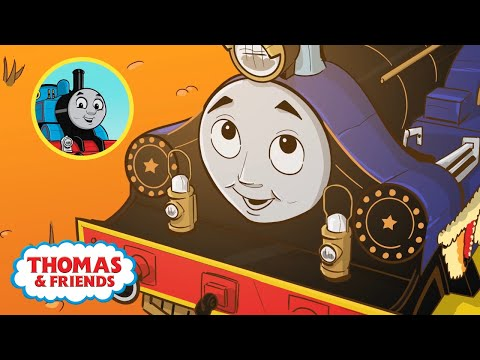 Raul Is Back in Brazil | Great Race Friends Near & Far | Thomas & Friends