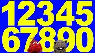 Top Ten Single Digit Numbers