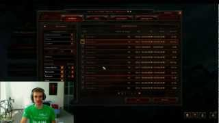 Diablo 3 - Duping Update, Radiant Star Gems for 266g at 5am