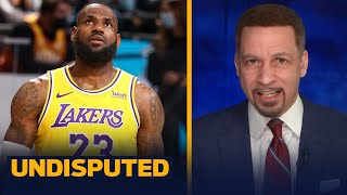 Relax, there's plenty of time for LeBron's Lakers to right themselves — Broussard | NBA | UNDISPUTED