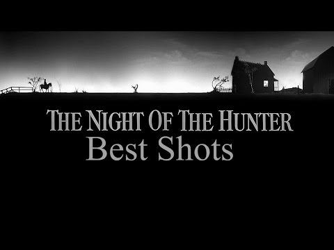 The Cinematography of Night of the Hunter (1955)