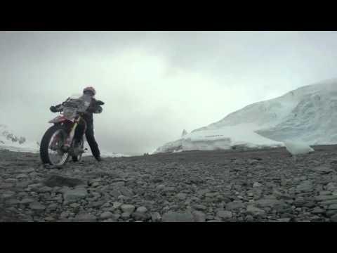 WATCH World solo rider drops by Okanagan Globalnews ca