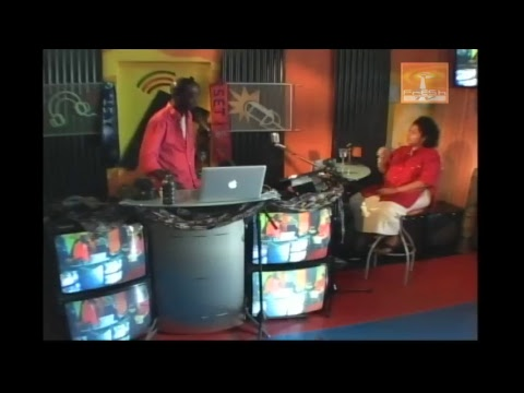 Fresh TV Bermuda Live with Louise Bleasdell Jazz Artist and  Exec.Producer