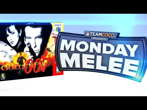 "Monday Melee: ""GoldenEye"" With Schmoes Know's Mark Ellis"