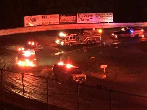 First Responders' Night at Accord Speedway