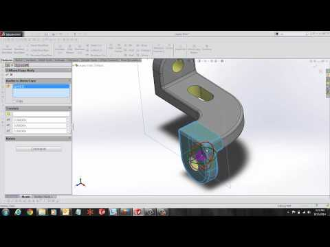 Edge Flange And Cut Vs Edit Flange Profile In Solidworks