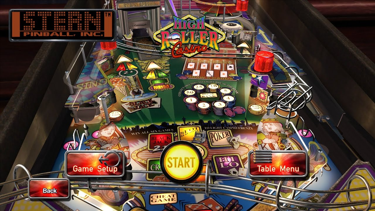 casino flipper