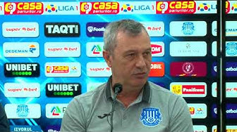 """Mircea Rednic: """"Fiecare punct contează în play-out!"""""""