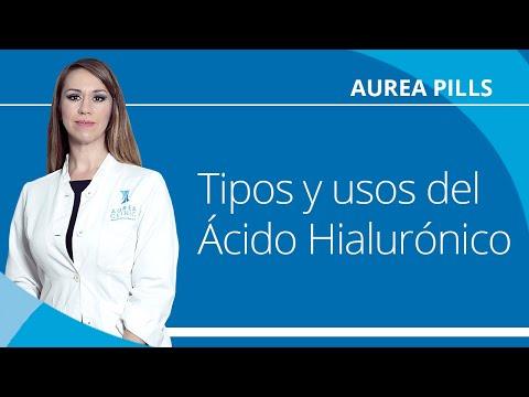 Tipos y usos del Ácido Hialurónico - Aurea Pills