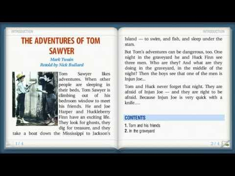 Learn English Through Story -THE ADVENTURES OF TOM SAWYER