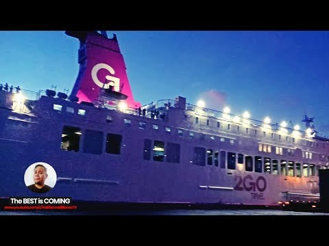 2GO TRAVEL ST. LEO THE GREAT | ZAMBOANGA CITY TO ILOILO CITY