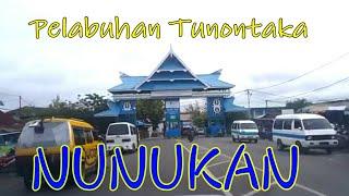 Download Pelabuhan Tunontaka Nunukan - Pelabuhan Lama dan Baru