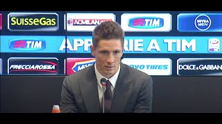 Torres Official Press Conference Highlights | AC Milan Official