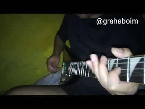 Gila!!! Melodi Gitar RADJA - YAKIN