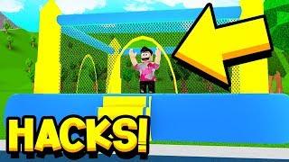 MI FAVORITO BLOXBURG EDIFICIO HACKS!! (Roblox)
