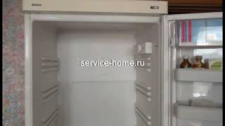 Ремонт холодильников Bosch   неисправность термостата(Видео расказывает о том как выглядит неисправность датчика температуры (термостата) в холодильнике Bosch., 2011-09-07T08:43:46.000Z)