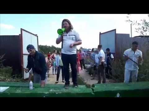 «Экосила 50» против застройки набережной в деревне Витенево в Мытищинском районе