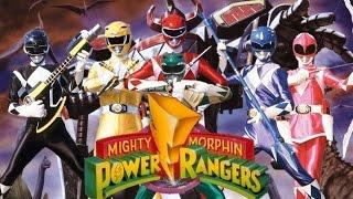 Mighty Morphing Power Rangers (stagione 1) - Sigla + Link Episodi