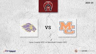 Marshall County (KY) vs Lyon County (KY)