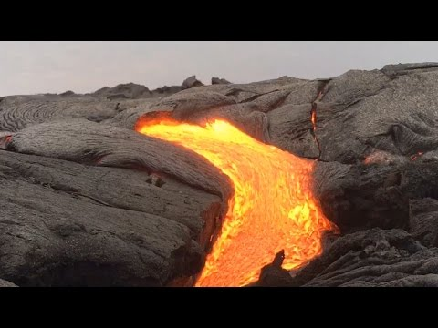 Hawaii Lava Flow Update (Mar. 5, 2017)