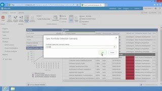 MS Project Online Portfolio Analytics