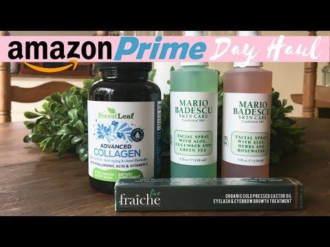 What I Bought on Amazon Prime Day 2018 ⎮ AMAZON HAUL ⎮ xofancy