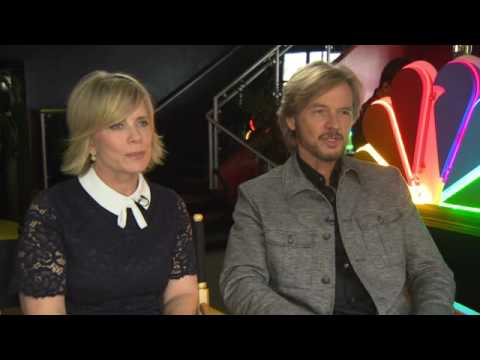 DAYSOFOURLIVES  EVENT Mary Beth Evans & Stephen Nichols