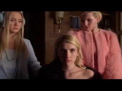 Scream Queens | Chanel Oberlin después de escuchar el Testamento de Chad