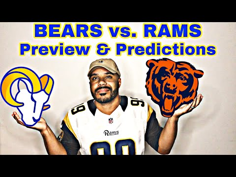 Chicago Bears vs. Los Angeles Rams | Week 1, 2021 Preview an