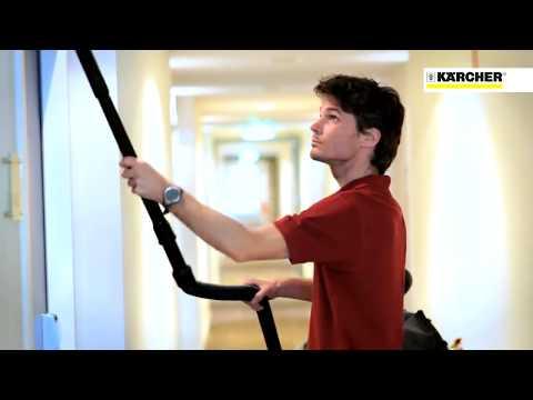 Профессиональное оборудование для уборки Karcher