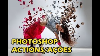Photoshop Actions!! O que são?Como criar? E um download legalzão
