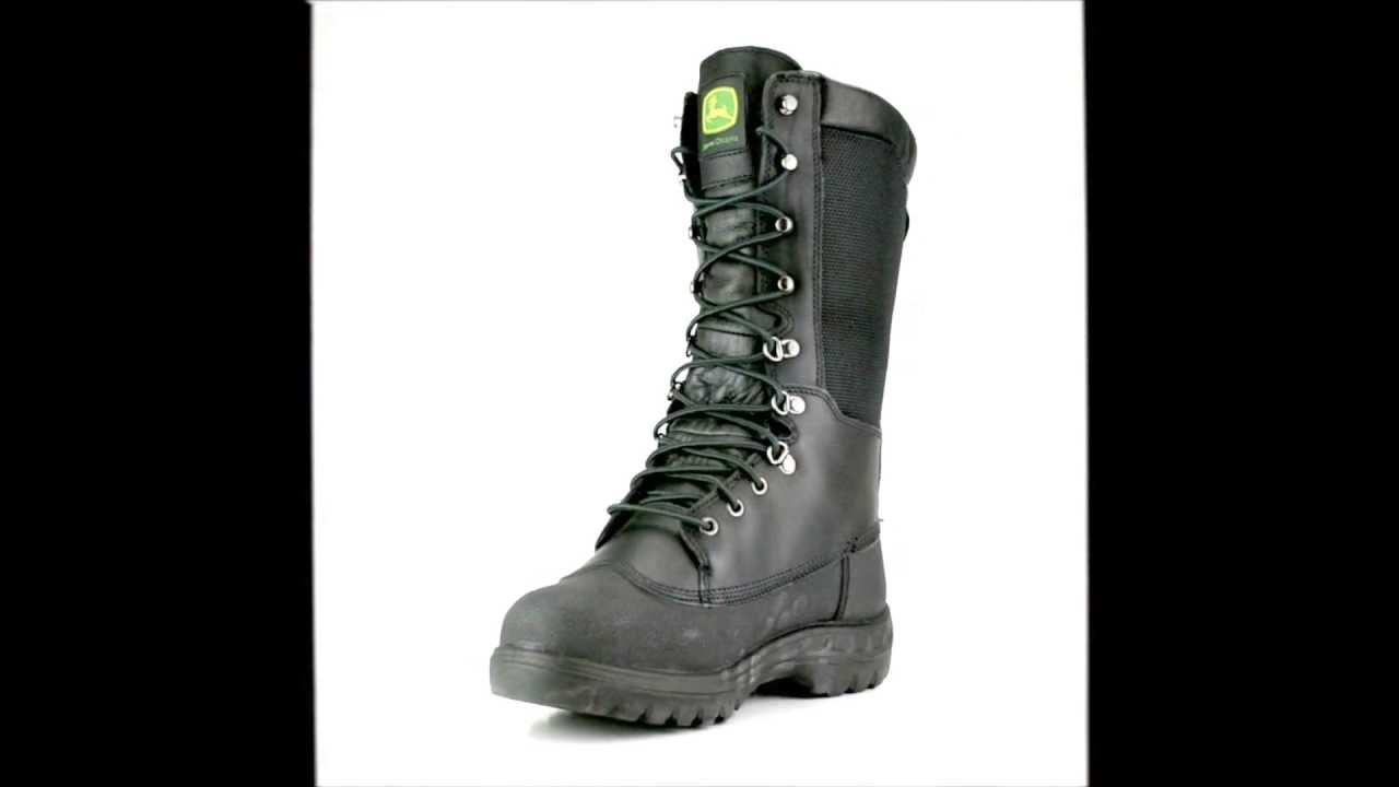 b5cea33a403 Men's John Deere JD9620 Steel Toe Metguard Miner Work Boot @  Steel-Toe-Shoes.com