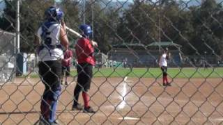 Aces (Taft) Softball Triple Thumbnail