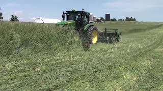 Cover Crop - Crimping/Planting
