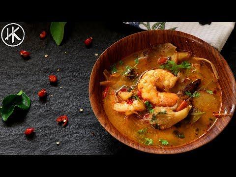 Keto Tom Yum Soup   ต้มยำกุ้งนำ้ข้น   Keto Recipes   Headbanger's Kitchen