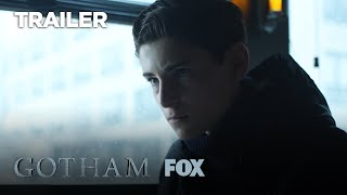"GOTHAM | Movie Trailer: ""Azrael"""