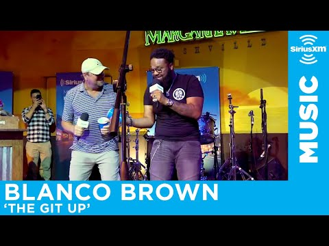 Download Lagu  Blanco Brown Performs & Teaches the Dance to 'The Git Up' LIVE @ Margaritaville Mp3 Free