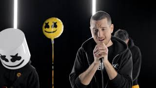Marshmello ft  Bastille   Happier Stripped Music Video