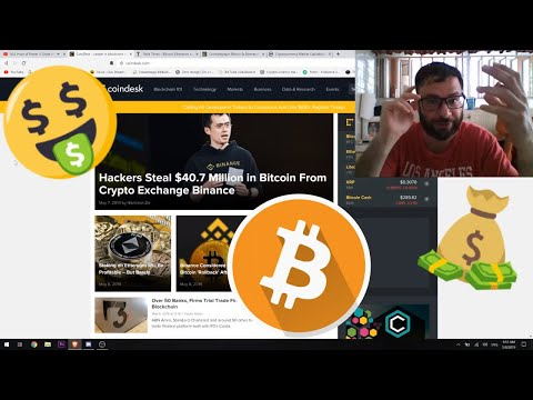 ⛔ BREAKING 💲 - Binance Hacked!! - Rollback The Blockchain!!! + More LIVE Crypto News Today